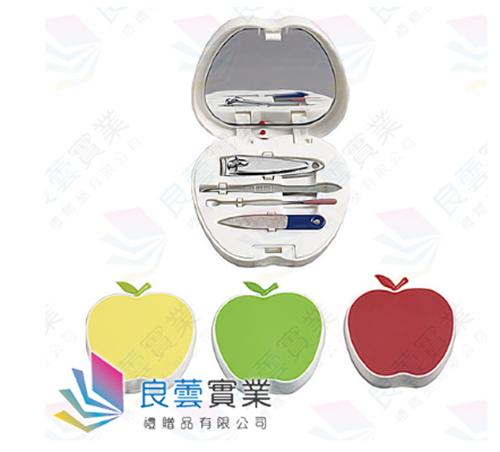 蘋果造型四件修容組