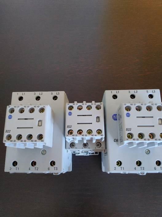 電磁接觸器