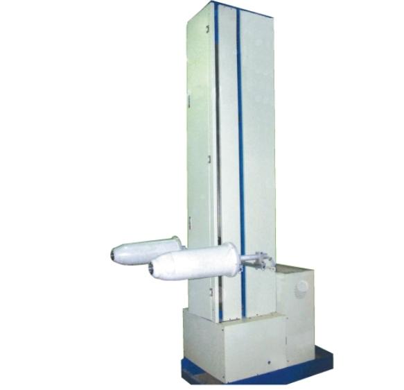 立式BELL靜電噴塗機(配合懸掛式吊線輸送機)