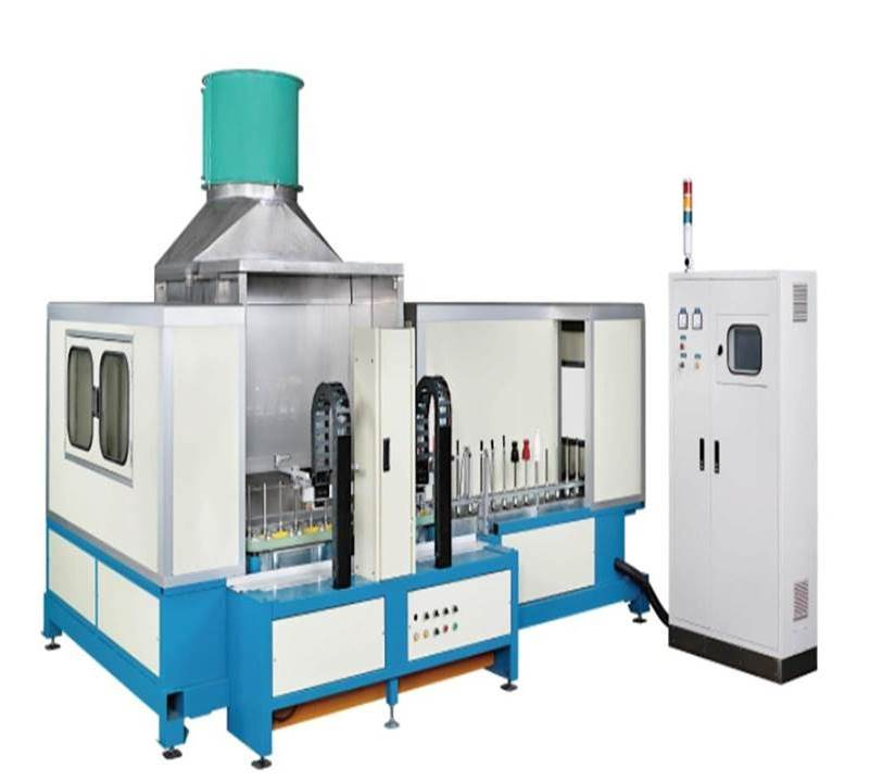 Electronics 3C Products and Plastics Products Spraying Machine