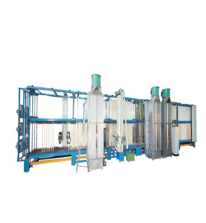 Automatic Turing Spraying Machine
