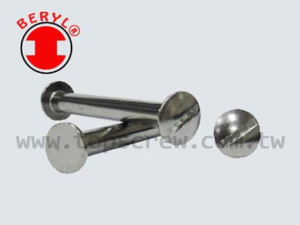 StainlessSteel Binding Post Screw&Chicago Screw