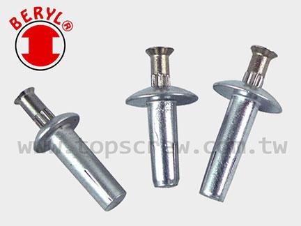 1/8 Speed Pin Rivet / Drive Pin Rivet
