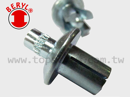 3/16 Speed Pin Rivet / Drive Pin Rivet
