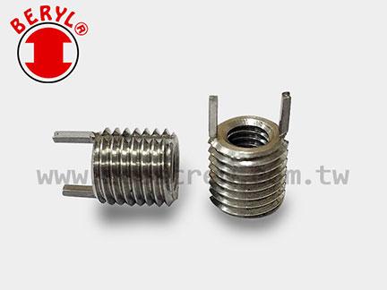 Key Locking Thread Inserts Stainless Steel