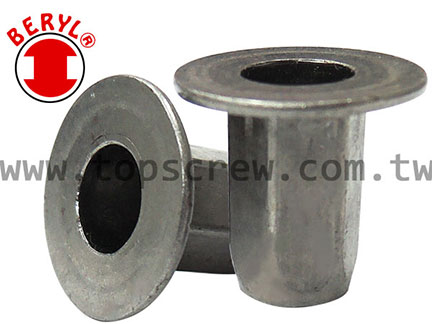 Full-Hexagon Rivet Nut FHSM&FHSI Series