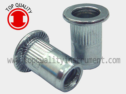 Small Flange Splined Rivet Nut TSSS,TSBS
