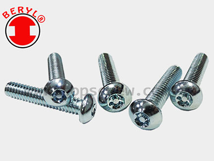 Button Head Socket Trox With Pin Screws