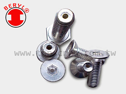Vented Screw
