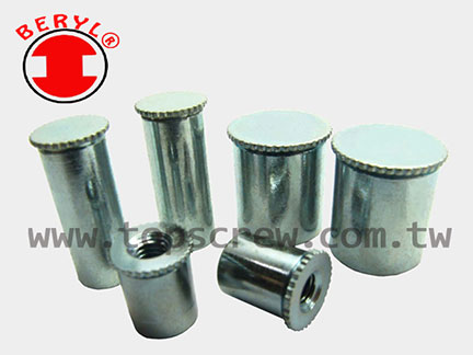 TSC 5 Self-clinching Lock Nuts