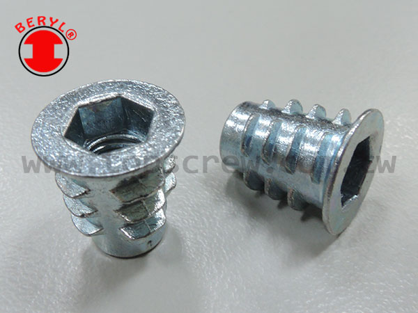 Washer Head Thread Insert
