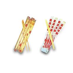 公版紙包雙生筷