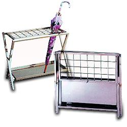 不鏽鋼傘架(折疊式)