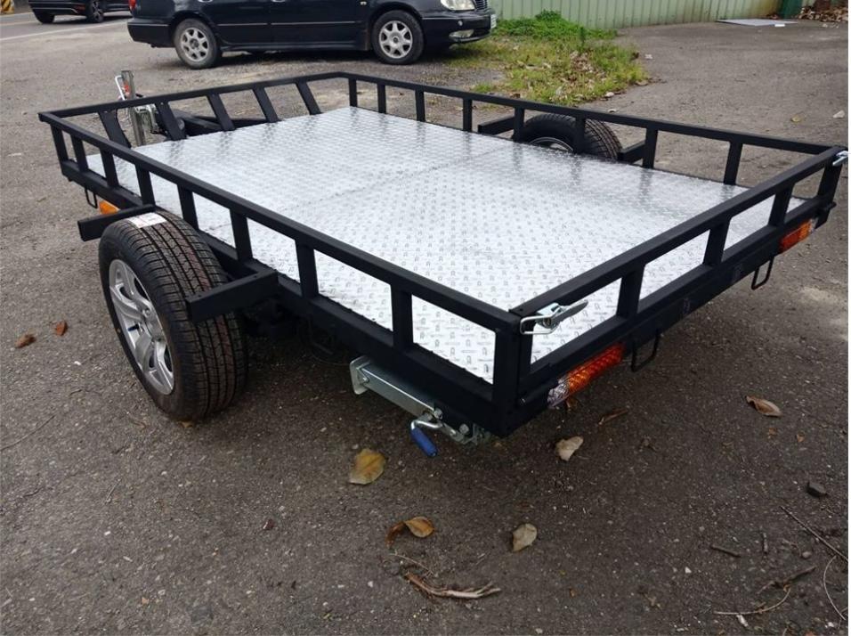 框式小拖車