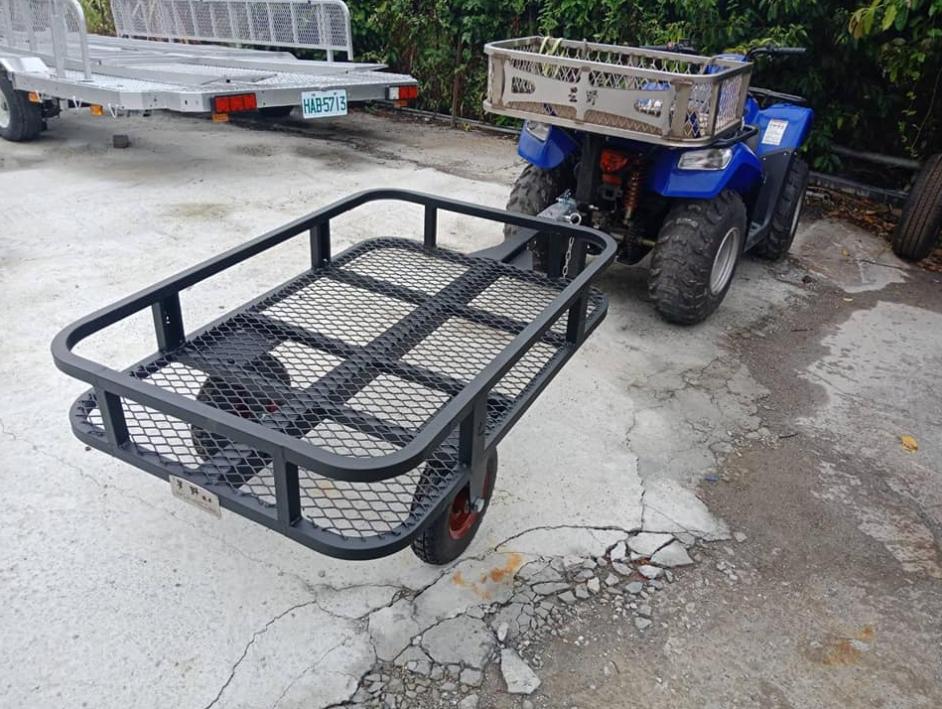 沙灘車拖車