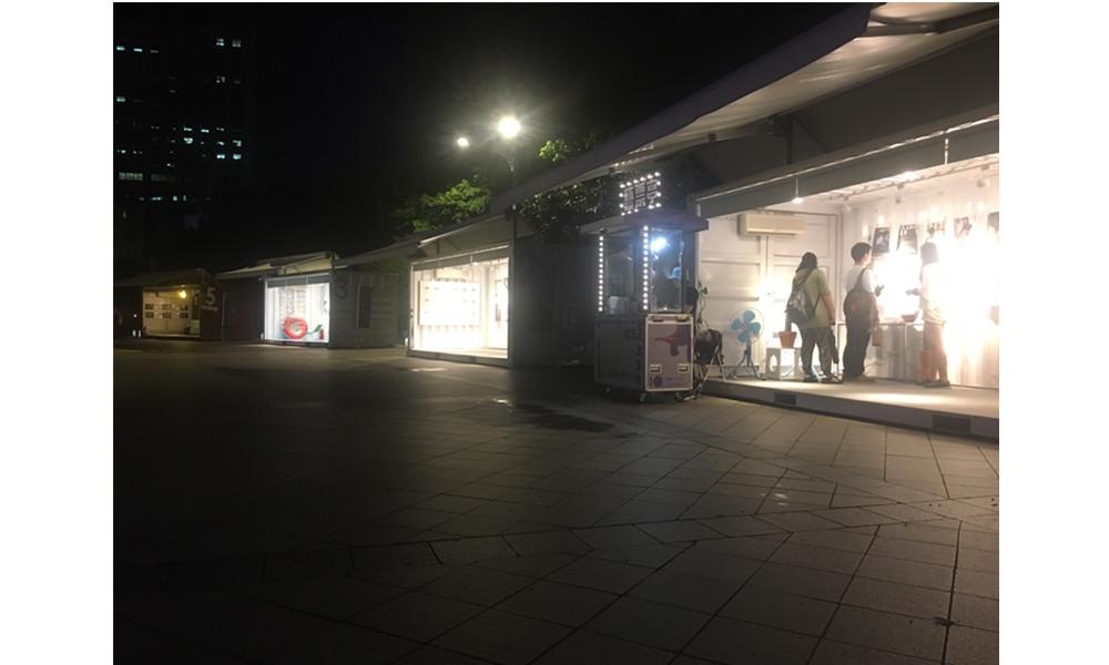 展場-2017台北電影節