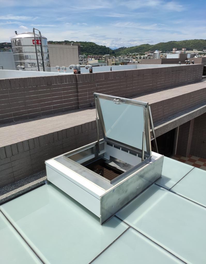 採光罩屋頂