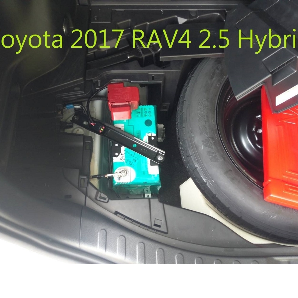 Toyota 2017 RAV4 2.5 Hybrid油電小電池 80B24R附倒氣管(台中/油電車小電池)