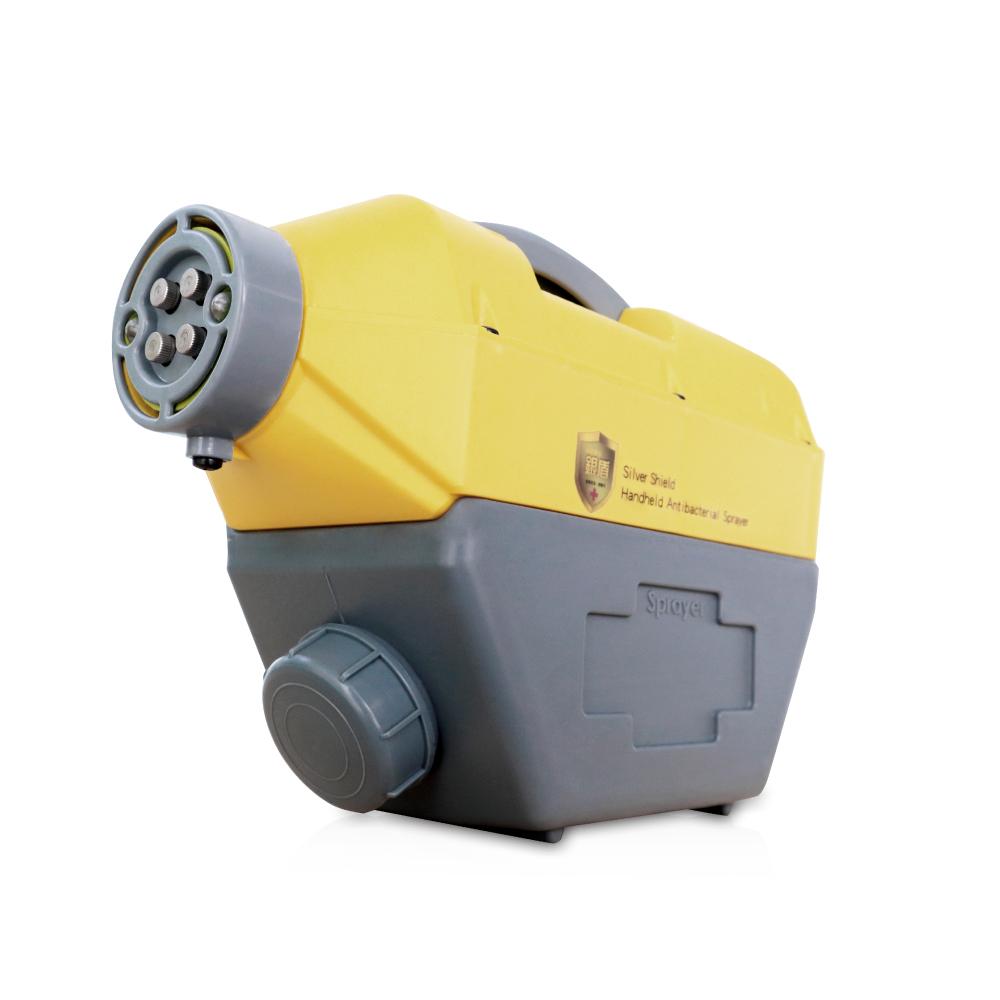 銀盾手持抗菌噴霧機FL-M80 ※本產品現貨已販售完畢,須採預購方式