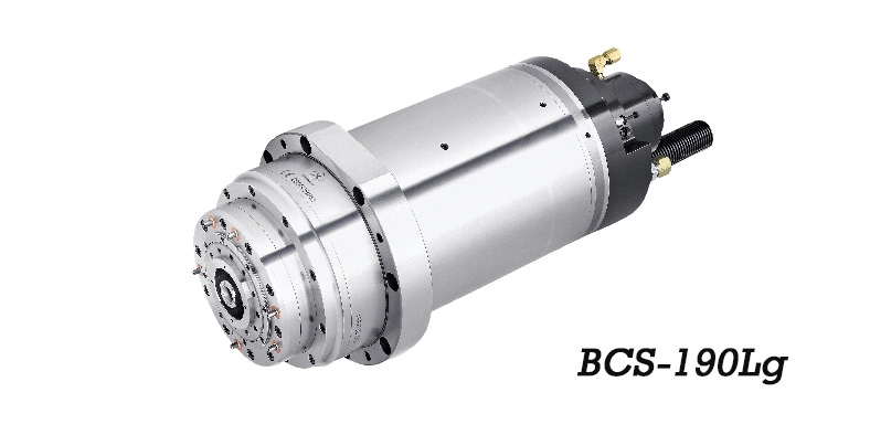 五軸用電主軸-190L