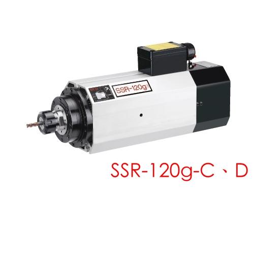 SSR-120 手動換刀