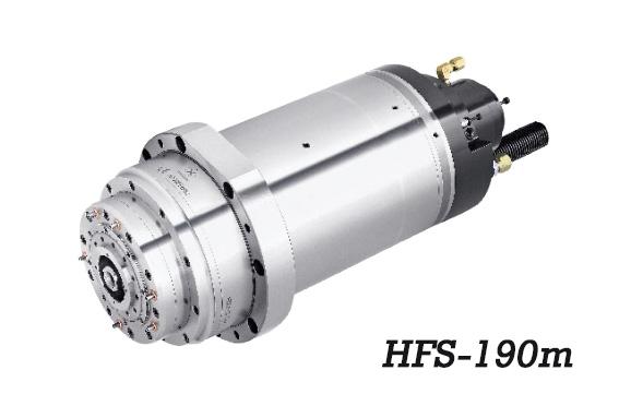 直結モーター主軸-190