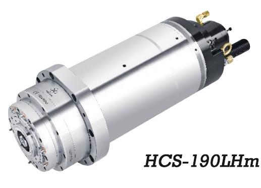 直結モーター主軸-190LH