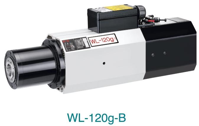 ビルトイン式主軸-オイルエアシリーズ-WL-120