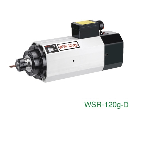 ビルトイン式主軸-オイルエアシリーズ-WSR-120
