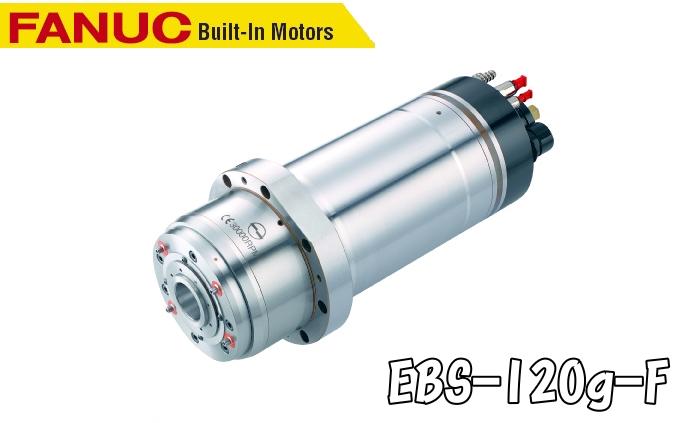 直結モーター主軸 120L
