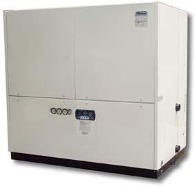 大同水冷式箱型冷氣機