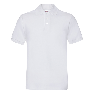 1AC03 系列 BK純棉中性短袖POLO
