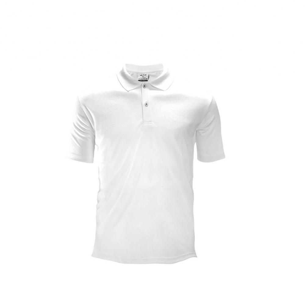 環保紗機能排汗Polo衫