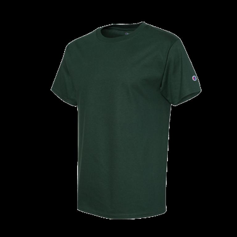 Champion 冠軍 T435 系列  美規高磅數純棉T恤孩童版