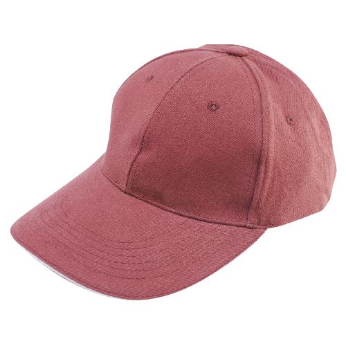 磨毛夾心棒球帽