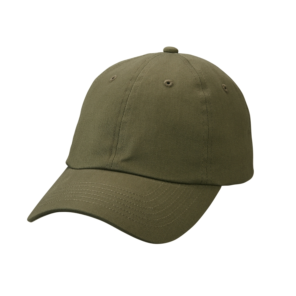 United Athle 棉質斜紋織布老帽 9670-01系列