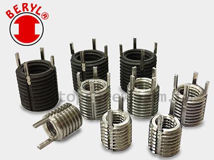 防鬆襯套/建鎖(插銷)式螺紋襯套-使用方法