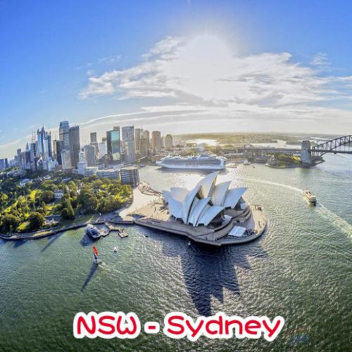 新南威爾斯–雪梨 /