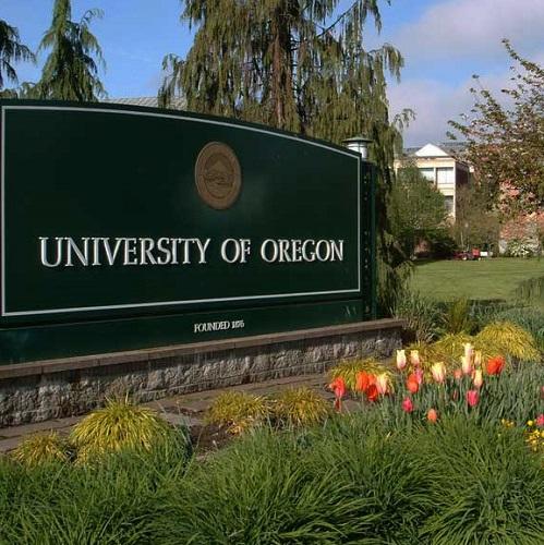 美國奧勒岡大學