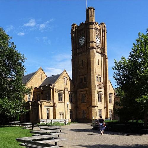 澳洲墨爾本大學