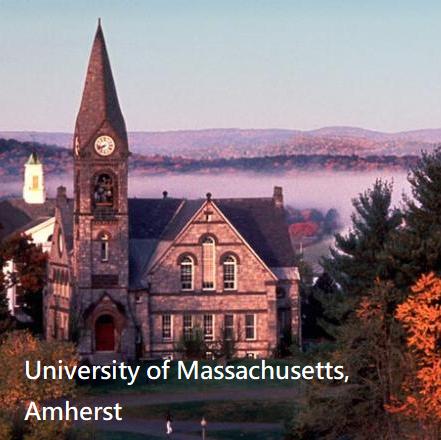 美國麻州大學阿默斯特