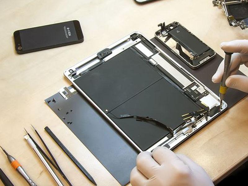 iPad維修實例分享
