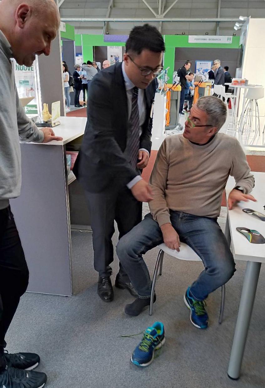 義大利國際醫療暨復健保健展