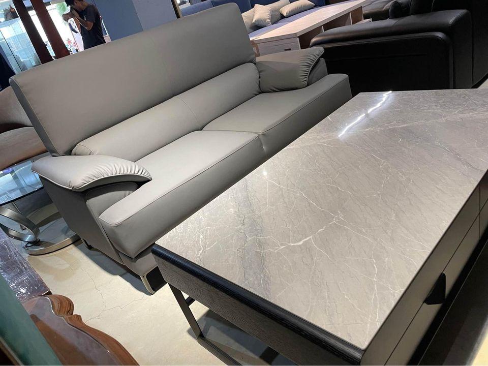 《訂製款》 時尚灰高背沙發