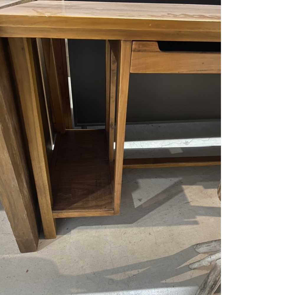 實木電腦桌
