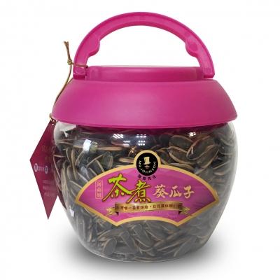 茶煮葵瓜子(罐) (