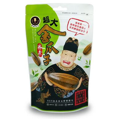 超大茶煮金瓜子160