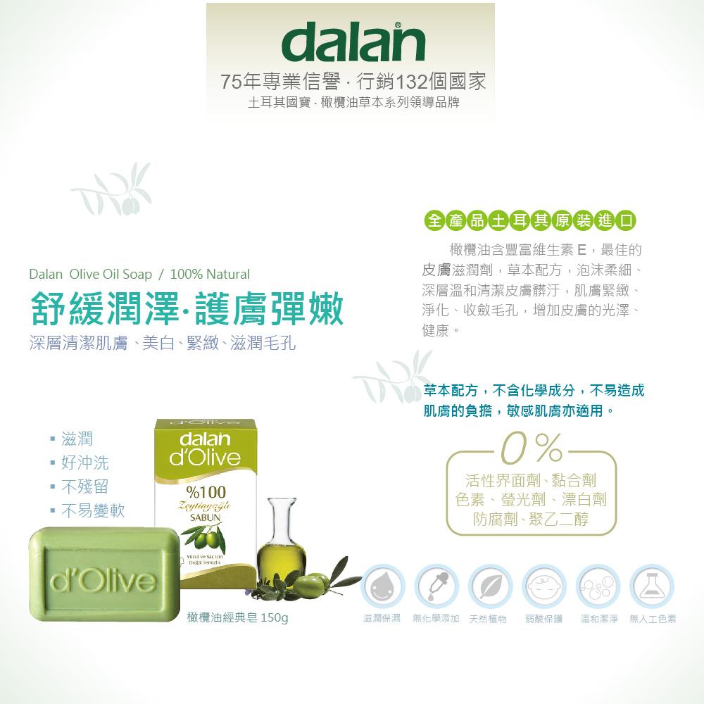 【波阿斯居家生活館】純橄欖油經典手工皂 150g