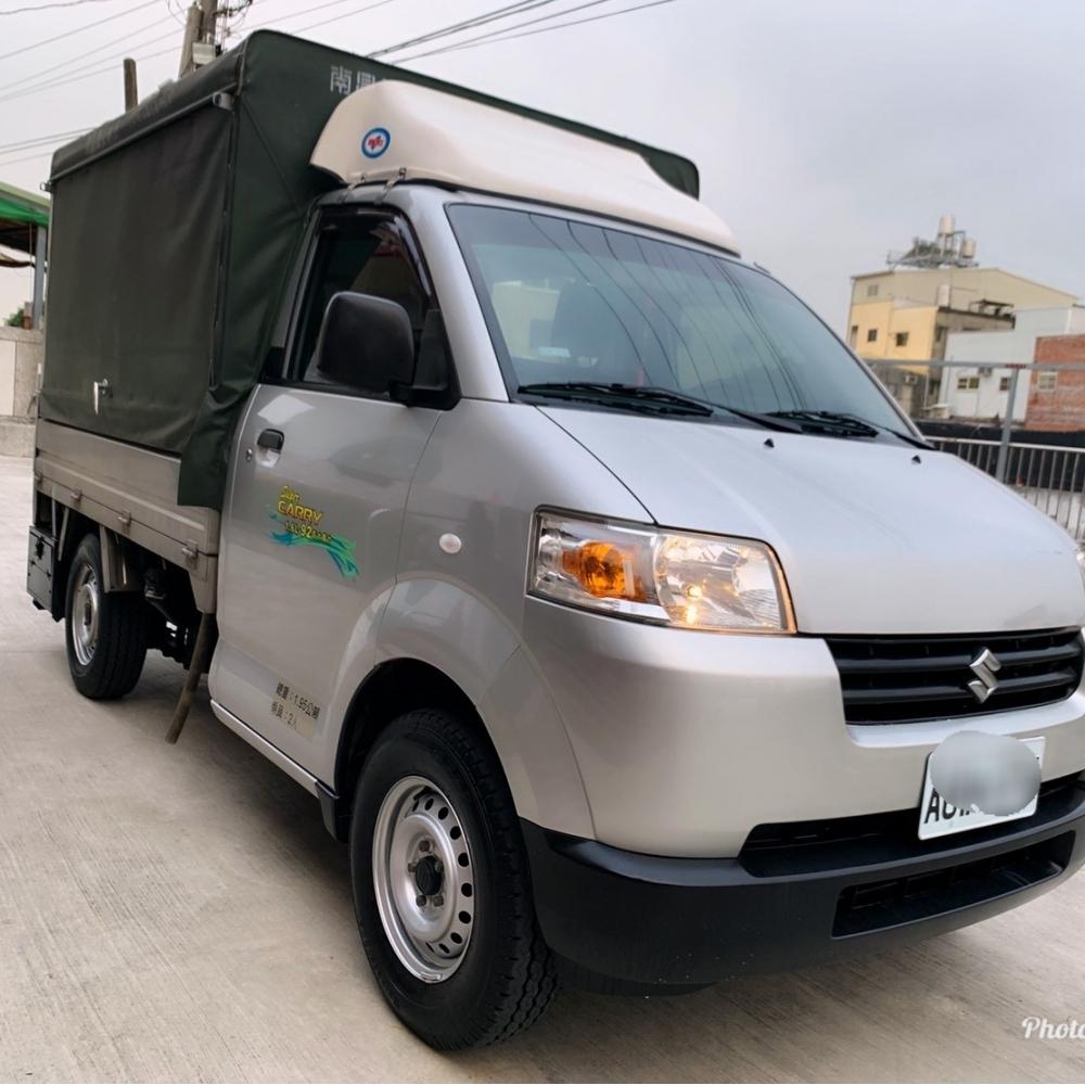 2017年吉利1600CC手排汽油白鐵斗(收訂中)