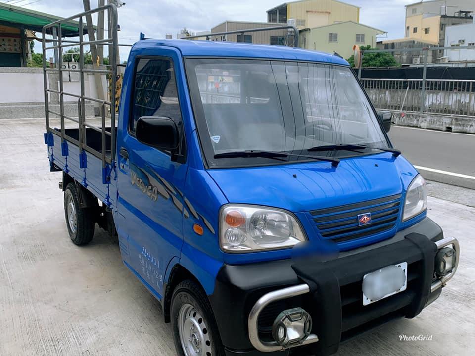 2000年 三菱 小貨車 凌利 自排車 汽油(收訂中)